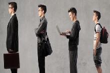 premier emploi, jeunes, agefa pme, opinionway, travail
